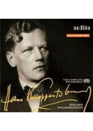 Hans Knappertsbusch - The Complete RIAS Recordings 1950-1952 (Music CD)