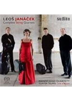 Janacek: String Quartets [SACD] (Music CD)