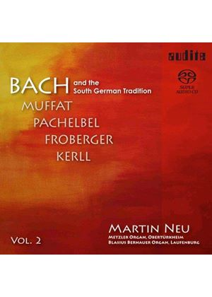 Bach and the South German Tradition, Vol. 2 [SACD] (Music CD)