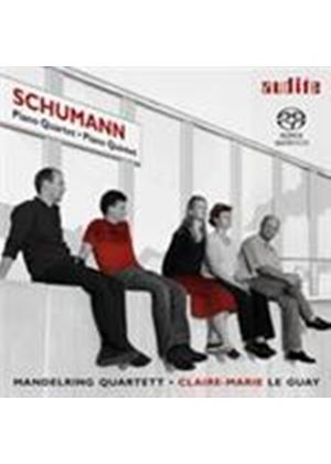 Schumann: Piano Quartet; Piano Quintet [SACD] (Music CD)