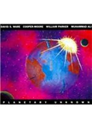 Charlie Parker - Planetary Unknown (Music CD)