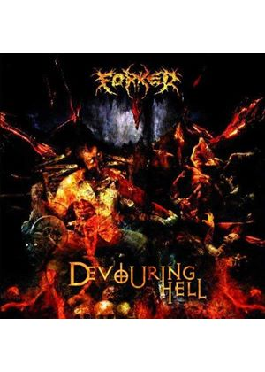 Forked - Devouring Hell (Music CD)