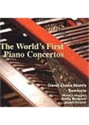 (The) World's First Piano Concertos