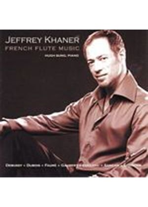 Various Composers - French Flute Music (Khaner, Sung) (Music CD)