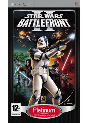 Star Wars Battlefront II Platinum (PSP)