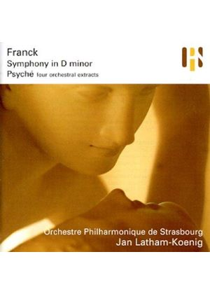 CESAR FRANCK - Symphony In D, Suite From Psyche (Latham-Koenig)