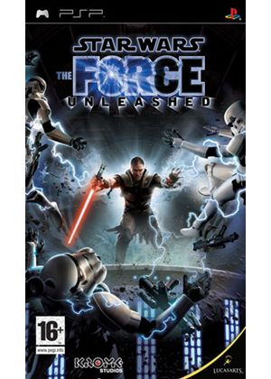 Star Wars - The Force Unleashed (PSP)
