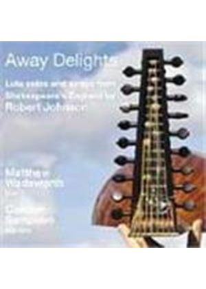 Johnson, R: Lute Solos and Songs