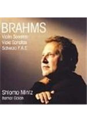 Brahms: Complete Sonatas for Violin and Viola