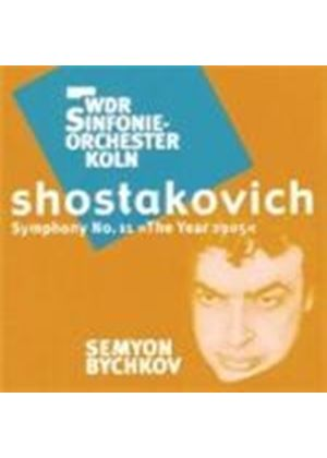 Shostakovich: Symphony No 11, \\'The Year 1905\\' [SACD]
