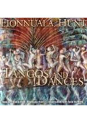 Fionnuala Hunt - Tangos And Dances (Music CD)