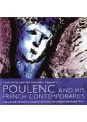 Poulenc and his French Contemporaries