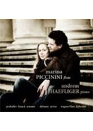 Franck; Prokofiev; Wagner: Works for Flute and Piano