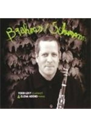 Brahms: Sonatas for Clarinet and Piano; Schumann: Works for Clarinet and Piano