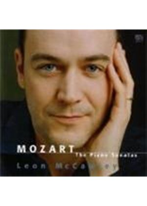Mozart: (The) Piano Sonatas