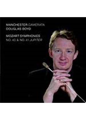 Wolfgang Amadeus Mozart - Symphonies Nos. 40 And 41 (Boyd, Manchester Camerata) (Music CD)