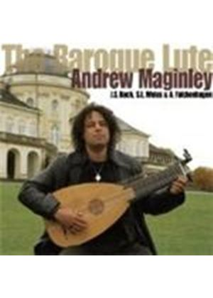 (The) Baroque Lute - Andrew Maginley