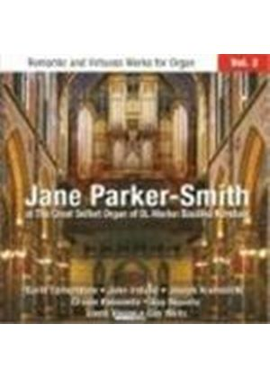 Romantic and Virtuoso Works for Organ, Vol 2