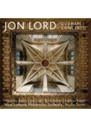 Lord Jon - Durham Concerto (Music CD)