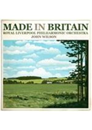 Made in Britain (Music CD)