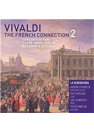 Vivaldi: French Connection 2 (Music CD)
