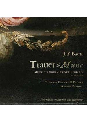 Bach: Trauer-Music - Music to Mourn Prince Leopold (Music CD)