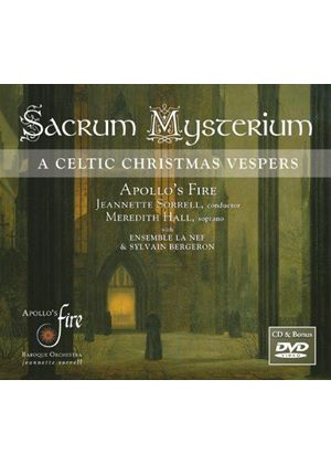 Apollo's Fire - Sacrum Mysterium (A Celtic Christmas Vespers/+DVD)