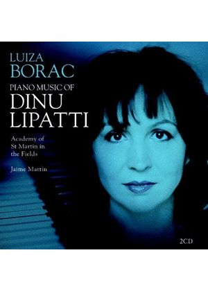 Dinu Lipatti: Piano Music (Music CD)