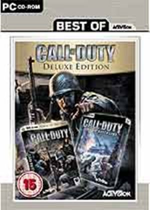 Call of Duty Deluxe Edition (Best of Range) (PC)