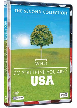 Who Do You Think You Are? US - Series Two