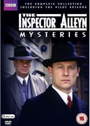 The Inspector Alleyn Mysteries - Complete Series including Pilot