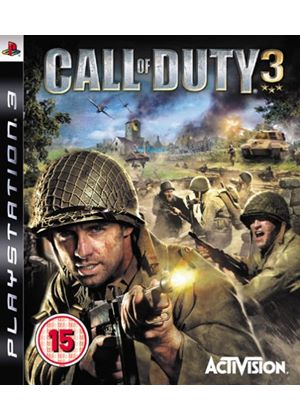 Call Of Duty 3 - Platinum (PS3)