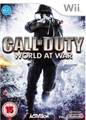 Call of Duty 5: World at War (Wii)