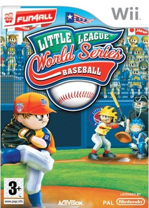 Little League World Series Baseball 2008 (Wii)