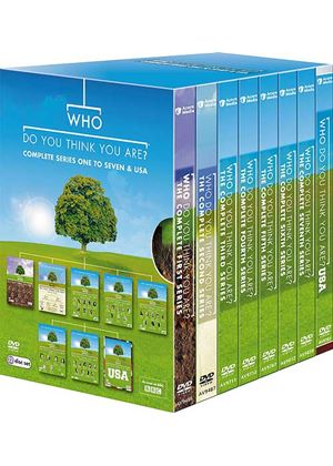 Who Do You Think You Are? Complete Series 1-7