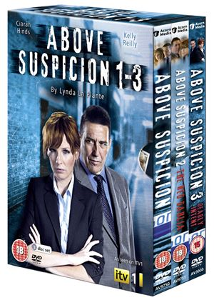 Above Suspicion 1, 2 & 3 Box Set