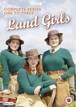 Land Girls: Series 1, 2 & 3 BBC Boxed Set