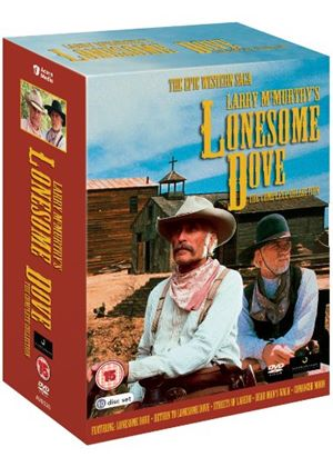 Lonesome Dove - Complete Boxed Set