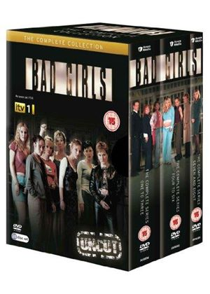 Bad Girls - The Complete Series 1-8 - Box Set