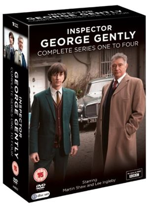 Inspector George Gently - Series 1-4 - Box Set