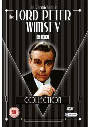 Lord Peter Wimsey - Complete Boxed Set