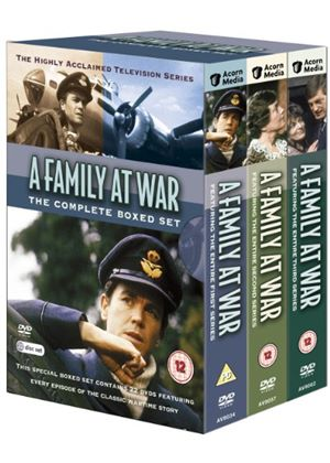 A Family At War - Complete Box Set (22 Discs)