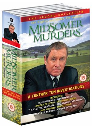 Midsomer Murders - The Second Collection (Box Set) (Ten Discs)