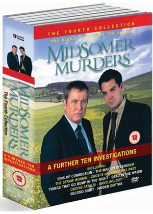 Midsomer Murders - The Forth Collection (Ten Discs) (Boxset)