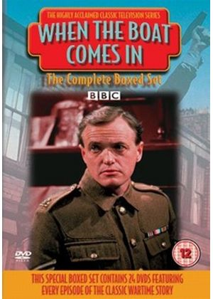 When The Boat Comes In: Complete Collection (24 Disc BBC Boxed Set) [2007]
