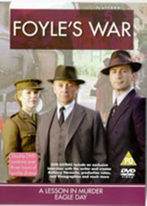 Foyle's War - A Lesson In Murder (Two Discs)