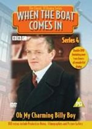 When The Boat Comes In - Series 4 - Part 2 (Two Discs)