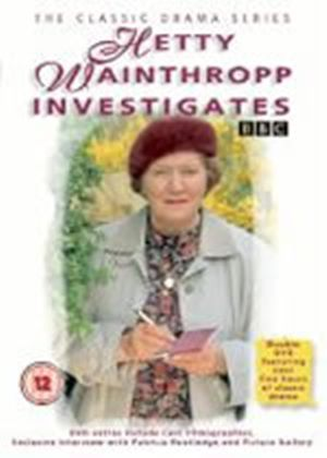 Hetty Wainthropp Investigates - Series 1 (Two Discs)