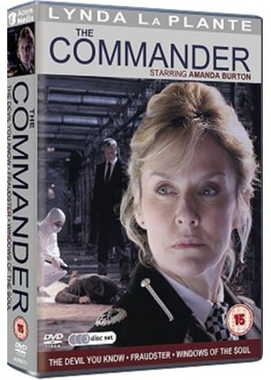 Lynda La Plante - The Commander (Vol 4-6)