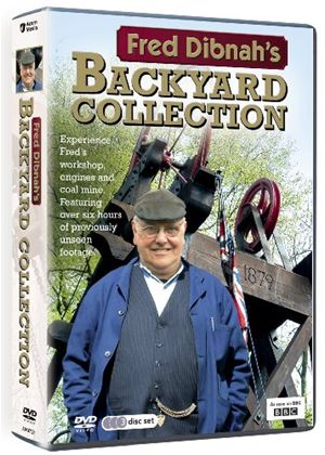 Fred Dibnah's Backyard